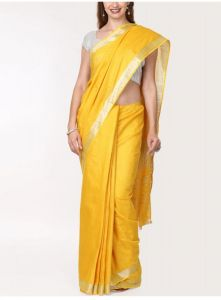 Women Fancy Saree With Blouse Piece