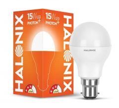 Halonix B22 Photon Plus Base 15-Watt LED Bulb (Cool Day Light)