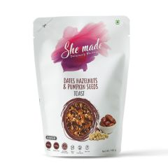 She Made Assorted Toast Pack (Pack Of 2 - 150 Gms X 2) - Date, Jeera Ajwain