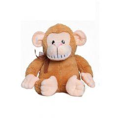 Apollo Toys | Washable Plush Animal Figure Toys for Kids, Stuffed Monkey Toy for Kids | Shree Sai Durga | Size - 30 CM