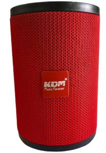 KDM WOADERBOOM Wireless Bluetooth Speaker  Advanced audio performance with a compact design