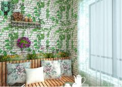 Self Adhesive 3-D Wallpapers For Home | Wallpaper Stickers Roll For Wall
