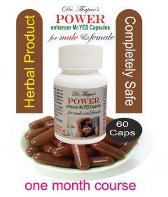 Dr. Thapar's Sex Power Booster for Men & Women Capsule (500 mg)