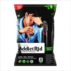 Kaahan Ayurveda Addict Rid Leave Addiction Permanently made up of Various Herbal Ingredients