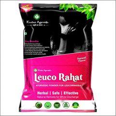 Kaahan Ayurveda Leuco Rahat (Ayurvedic Powder For Leucorrhoea) (Weight: 120g)
