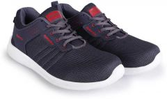 Mens Durable, High-Quality, Flexible Sports Shoes for Mens (Color: grey)