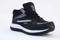 Running Shoes   EVA Sole   Very Comfortable   Stylish For Men (1Pair) Black -Air/Sports/Shoes/Men06