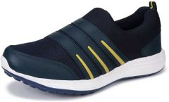 High Quality & Comfortable without Laces Casual Shoe For Mens (Color: Navy Blue)