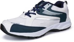 High Quality Sports Shoe For Mens Excellent for all kinds of Sports (Color: White)