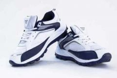 Heavy Quality Casual & Sports Shoe For Mens Excellent for all kinds of Sports (Color: White)