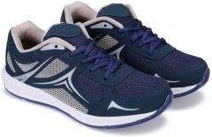KrishnaEnt Sports Shoes For Men Suitable For All Kinds Of Sports Running   Walking   Gym (Color: Black) -Fly/511/Black_09