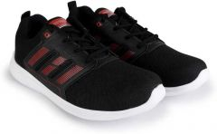 KrishnaEnt High-Quality Men's Sports Shoes Durable, Flexible & Comfortable Suitable for all kinds of Sports (Color: Red)