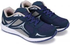 Men's Flexible, High-Quality Sports & Casual Shoes Especially for Running (Color: Blue)