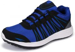 Mens Sports Especially For Running | Walking And Gym Shoes For Men (Color: Blue) -Fly/524/Blue_07