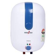 Kenstar Spring 15Litr Capacity Water Heater (Color: Blue)