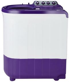 Whirlpool 7.5 Kg Capacity 5 Star Semi-Automatic Top Loading Washing Machine (Ace Super Soak 7.5, Coral Supersoak Technology) (Color: Purple)