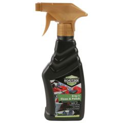 2-In-1 Clean Polish Works On All Paint Surfaces-500 ml