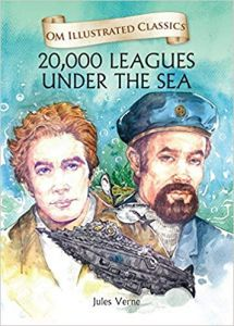 20,000 Leagues Under the Sea (Om Illustrated Classics)