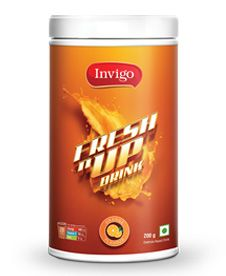 Invigo Fresh up Drink Nutritional Proteins Powders (Pack of 1)