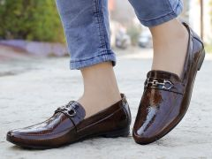 Bxxy Men's Formal Pu Leather Loafer & Moccasins Shoes Style: 582A