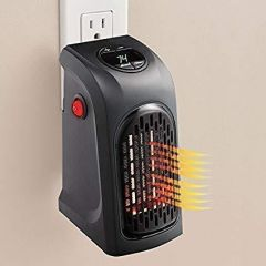 Electric Mini Handy Heater Plug-In Wall (400w)