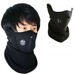 Bike Riding & Cycling Anti Pollution Dust Sun Protecion Half Face Cover Mask