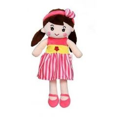 Apollo Toys Doll Set for Kids, Cute and Soft Washable Doll for Girls | Doll Size 60 CM | Multi-Color