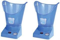 Boxerdoll Medical Mini Steam Inhaler Facial Vaporizer (Blue) | (Pack of 2)
