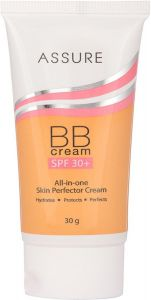 Assure BB Cream SPF-30+ All-In-One Skin Perfector Cream  (30 g)
