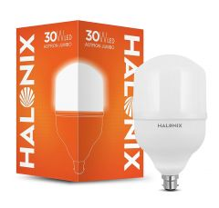Halonix B22 Aston Jumbo 30-Watt LED Bulb (Cool White)