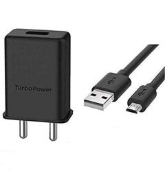 Croiky Micro USB Turbo Power Mobile Charger Compatible with All Motorola and Android Devices (Charger)