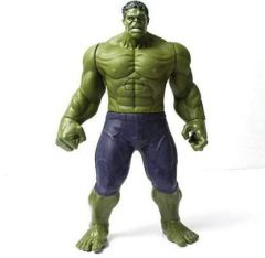 WORLD OF NEEDS Avengers Super Hero Thanos Figure with Speech Sound Effects - 12 Inches