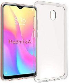 Generic Vinnx Transparent Back Cover Case for Redmi 8A