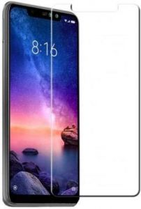 Generic Tempered Glass Screen Protector Easy Installation for Redmi Note 6 Pro, Tempered Glass
