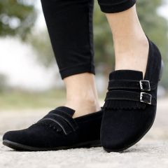 Bxxy's Mens Casual Double Monk Loafer & Moccasins Shoe All Occasions