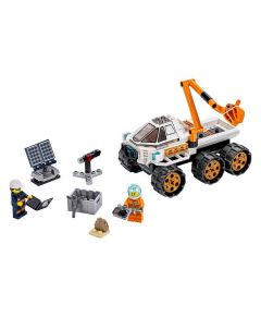 Toddler Toys Rover Testing Drive Set Multicolor - 202 Pieces