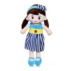 Apollo Toys | Cute and Soft Doll for Kids, Attractive Doll for Girls | Doll Size - 80 cm | (Multi-Color) (Pack of 1)