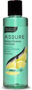 Assure Deep Cleanse Shampoo  (200 ml)