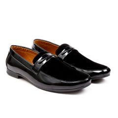 Bxxy Men's Style: 590 Formal Pu Leather Loafer & Moccasins Shoes