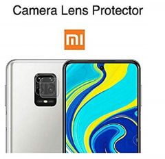 Generic Flexible Glass Camera Lens Guard for Redmi Mi Note 9 Pro Tempered,Tempered Glass for