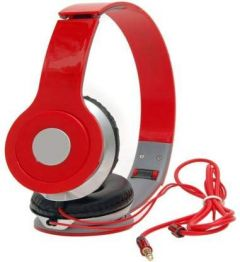 RSFuture Stereo Headphone Over The Ear Headset with Deep bass (Pack of 1)