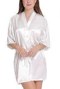 AWSM Night Wear White Super Sexy Dress Nightwear   Nightdress   Sleepwear With Short Length