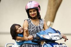 Kidsafe Two Wheeler Child Safety Seat Belt, Cool Plain Royal Blue
