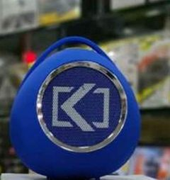 KDM SP-305 Portable Wireless Speaker (Mini design | light weight and easy to carry) Blue