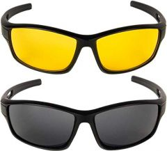 Het Creations UV Protection, Night Vision, Riding Glasses Sports Sunglasses (65)