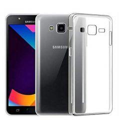 Transparent soft back cover for Samsung galaxy J7 Next
