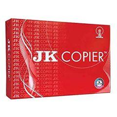 JK Copier Office/School Essentials Paper A5, 500 Sheets, (75 GSM)   (Pack of 2 Reams)