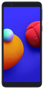Samsung Galaxy M01 Core Smartphone (Blue, 2GB RAM, 32GB Storage) | Pack of 1