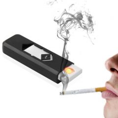 Poveria Electric USB Cigaratte Lighter Reachargble- Multicolour