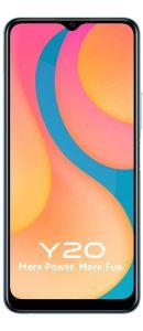 Vivo Y20 Smartphone (Purist Blue, 4GB RAM, 64GB Storage) | Pack of 1